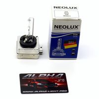 Ксеноновая лампа NeoLux D3S NX3S Original неолюкс оригинал купить недорого с доставкой д3с