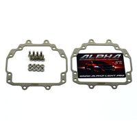 Toyota Caldina T240 переходные рамки тойота калдина купить недорого  Hella 3, Hella R и Koito Q5
