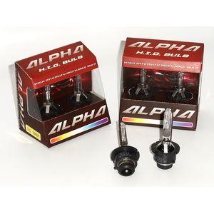 Ксеноновая лампа ALPHA D4R