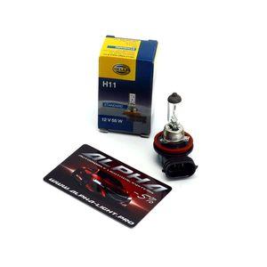 Галогеновая лампа H11 Hella Standart 12v 55w 8GH 008 358-121