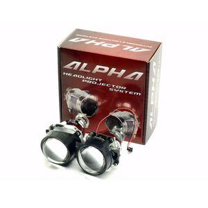 Alpha моримото мини н1 morimoto mini h1 2.5