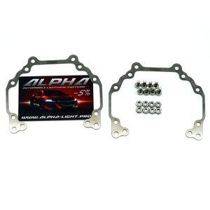 Mazda 6 переходные рамки Мазда 6 купить недорого  Hella 3, Hella R и Koito Q5