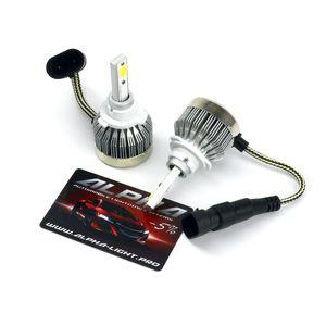 светодиодные лампы Alpha C6 альфа с6 цоколь HB3 НВ3 9005 купить с гарантией