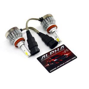 светодиодные лампы Alpha C6 альфа с6 цоколь H11 Н11 купить с гарантией
