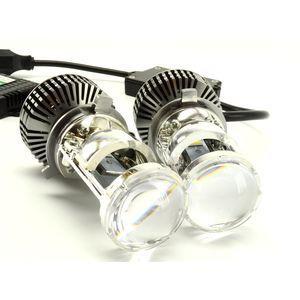 Светодиодные линзы Biled Alpha H4 Mini