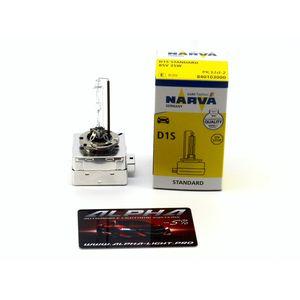 Ксеноновая лампа Narva D1S 84010 Original нарва оригинал купить недорого с доставкой д1с