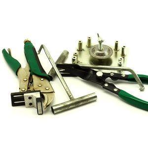Инструмент и оборудование для установки линз и ремонта фар.