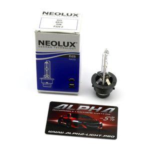 Ксеноновая лампа NeoLux D2S NX2S Original неолюкс оригинал купить недорого с доставкой д2с
