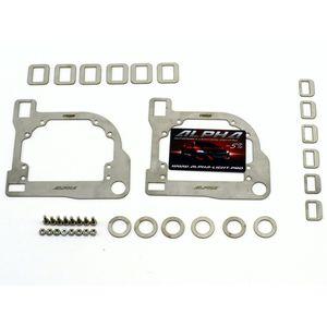 Nissan Murano Z50 2002-2008 рамки переходные Koito Q5, Hella 3, Hella R Ниссан Мурано 50