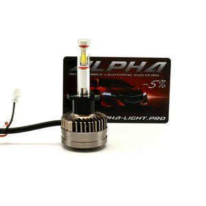 Светодиодные лампы  Alpha M8 с цоколем H1