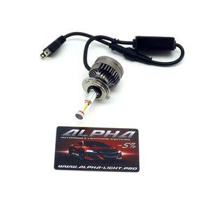 Светодиодные лампы  Alpha M8 с цоколем H7