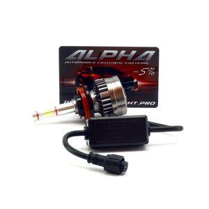 Светодиодные лампы Alpha M8 с цоколем HB3