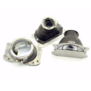 Citroen C-Crosser ремонтный комплект фар и отражателей