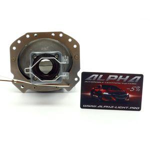 """замена линз Volkwagen Passat B5+ Биксеноновые линзы Alpha Hella 2R Classic 3.0"""" с ручной настройкой  Фольксваген Пассат Б5+"""