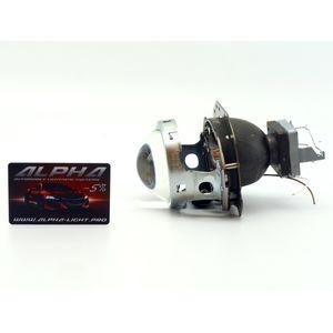 """замена линз Cadillac Escalade Биксеноновые линзы Alpha Hella 2R Classic 3.0"""" с ручной настройкой  кадиллак эскалада эскалэйд"""