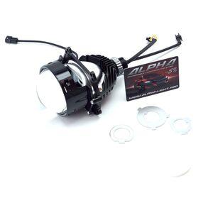 светодиодные билинзы Biled Alpha R3 бидиодные линзы купить недорого светодиодные линзы Hella 3 Aozoom R3