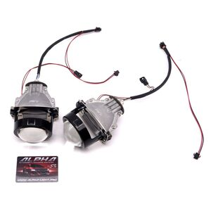 Светодиодные билинзы Biled Alpha №5 для Ford Mondeo BE/BD/BG (2007-2015) с системой AFS