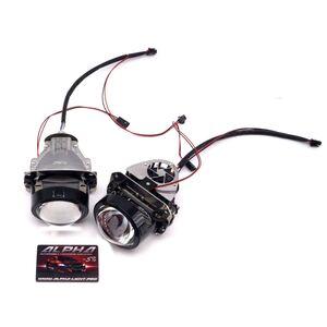 Светодиодные билинзы Biled Alpha №5 для Ford Focus CB4 (2007-2011) с системой AFS