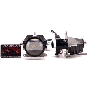 Светодиодные билинзы Biled Alpha №5 для Cadillac SRX (2009-2017) с системой AFS