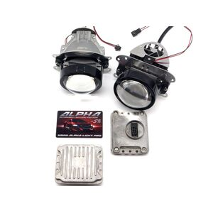 Светодиодные билинзы Biled Alpha №5 для Honda CR-V (2006-2012)