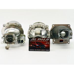 Биксеноновые модули для замены штатных линз на Cadillac SRX (2003-2009) для замены нижней линзы