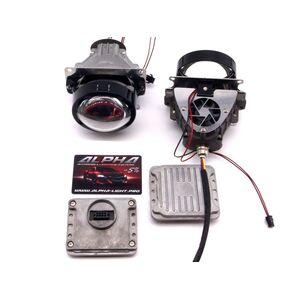 Светодиодные билинзы Biled Alpha №5 для Audi A5 (2007-2011)