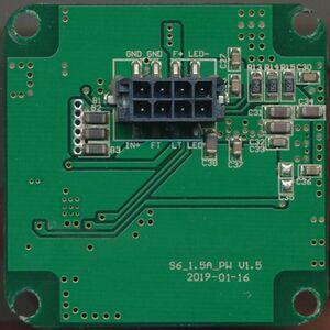 Драйвер светодиодных линз Альфа 5 Alpha 5