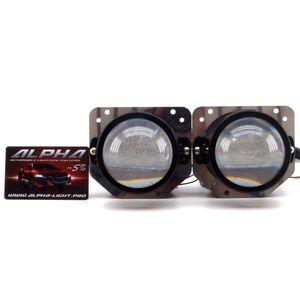 Светодиодные билинзы Biled Alpha №5 для Acura MDX  (2000-2006)