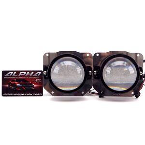 Светодиодные билинзы Biled Alpha №5 для Chevrolet Tahoe 2014-н.в.
