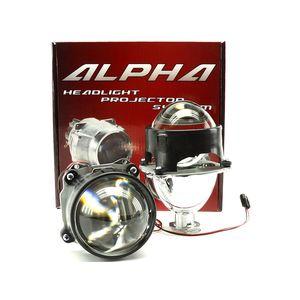 Биксеноновые линзы Alpha Morimoto H1 3.0 дюйма 8 поколение