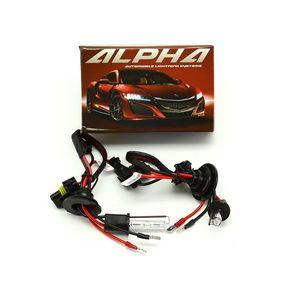 Ксеноновая автомобильная лампа Alpha H3