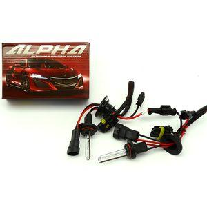 Ксеноновая автомобильная лампа Alpha HB4 9006