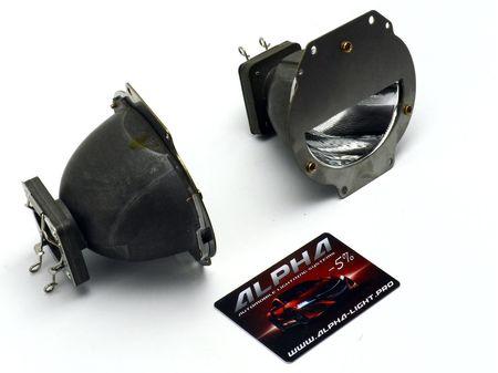 Mazda CX-7 отражатели фар новый восстановление отражателей линз мазда сх-7