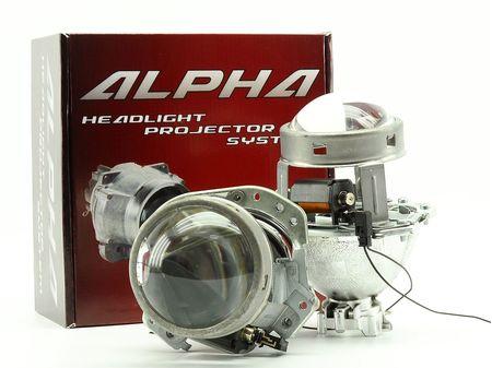 """Биксеноновые линзы Alpha Hella Evox-R 3.0"""""""