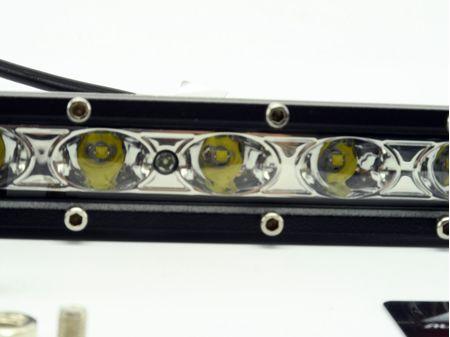 Светодиодная балка 18Вт 18w Cree 3w 6 диодов led cree lightbar