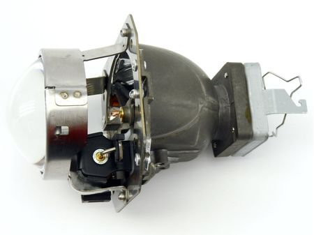 Ford Mondeo 4 биксеноновые линзы Visteon для замены билинз Visteon 1,2