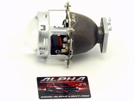 Acura MDX II 2010-2013 комплект биксеноновых отражателей для фар Акура МДХ