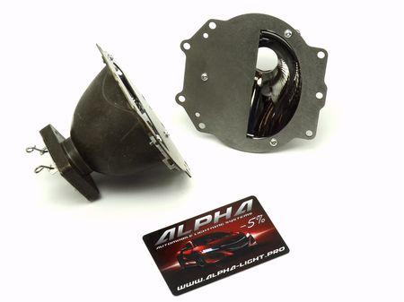 Mazda 3 BL комплект отражателей для фар Мазда 3 БЛ выгорели отражатели