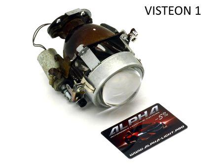 Ford Focus 2 3 биксеноновые линзы Koito Q5 для замены билинз Visteon 1,2,3