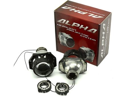 "Биксеноновые модули Alpha Hella Intemo 3.0"""