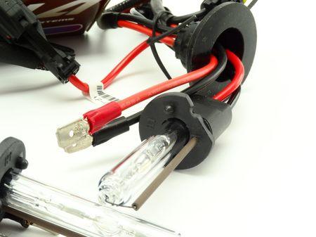 Ксеноновая автомобильная лампа Alpha H7