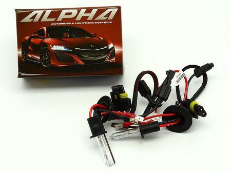 Ксенон Alpha H3 Н3