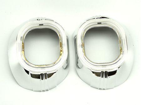 "Комплект масок 3.0"" №3051 S-MAX Square Angel Eyes"