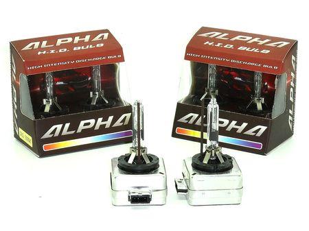 Ксеноновая лампа Alpha D1R
