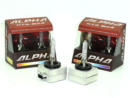 Ксеноновая лампа Alpha D3S