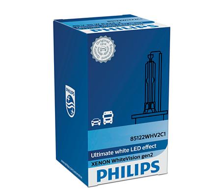 Ксеноновая лампа PHILIPS D1S 85415WHV2C1