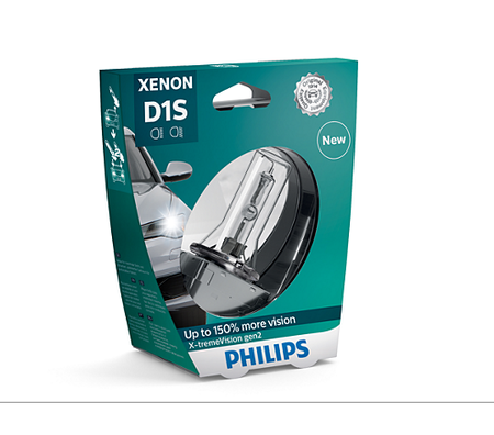Ксеноновая лампа PHILIPS D1S 85415XV2S1
