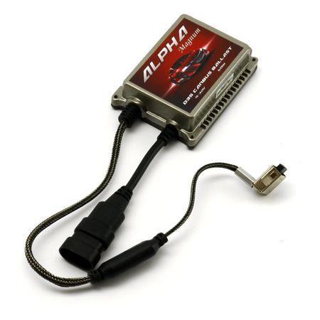 Блок розжига д3с d3s с обманкой 12в 24в для ламп купить недорого с доставкой