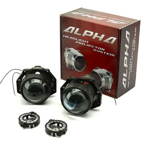 "Биксеноновые модули Alpha Hella 4R Intemo 3.0"""