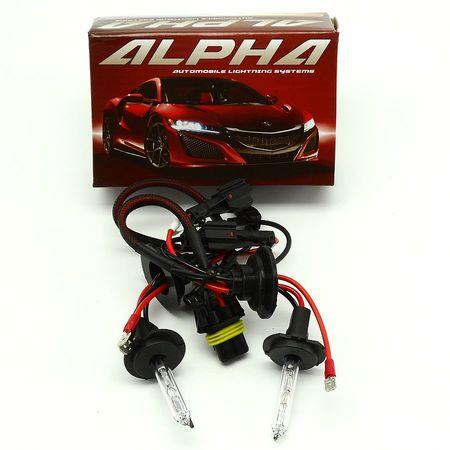 Ксеноновая лампа Alpha H7